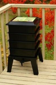 Indoor Worm Composting Bin