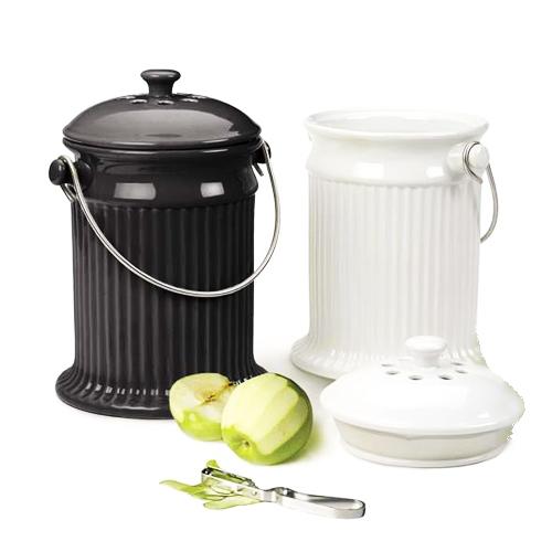 ceramic compost pails