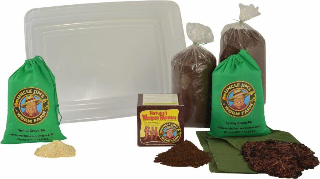 Our Worm Farm Kit