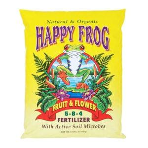 happy frog fruitflower fertilizer