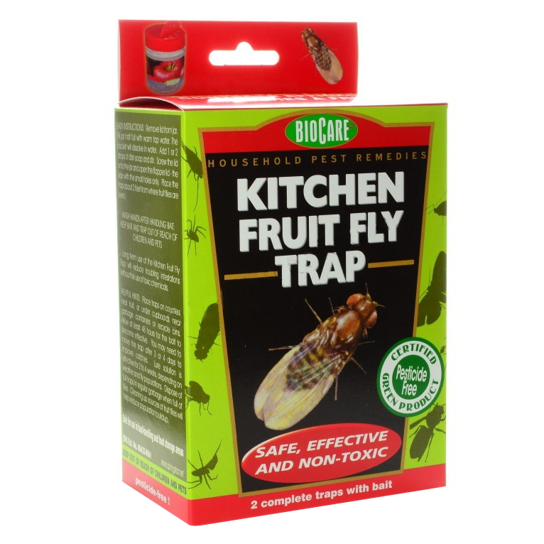 Miraculous Kitchen Fruit Fly Trap Complete Home Design Collection Papxelindsey Bellcom