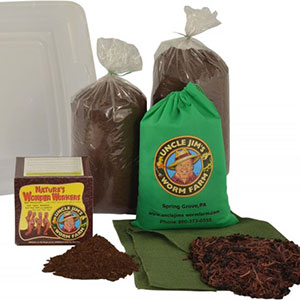 Worm Farm Kit Free Shipping