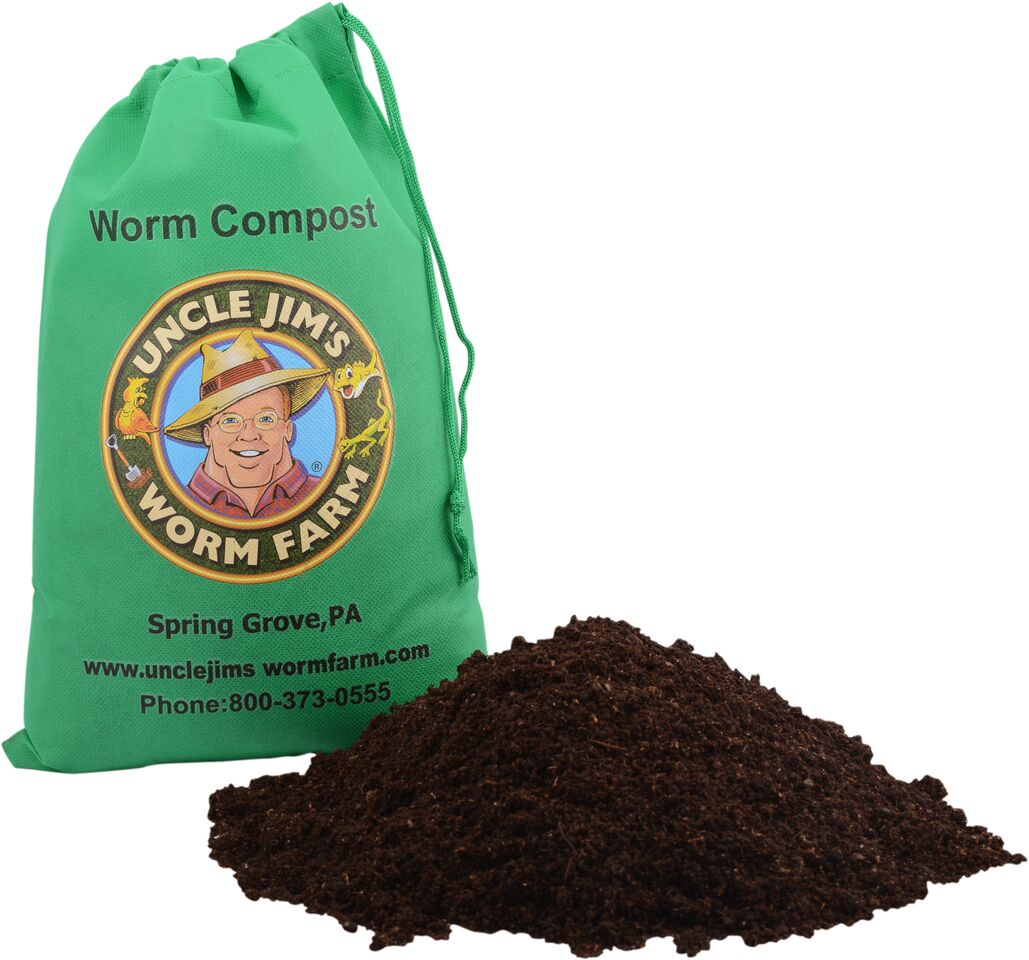 4acc6922b4015 Uncle Jim's Worm Farm Compost - Free Shipping*