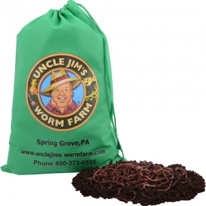 Uncle Jim's Worm Farm Worm Bag