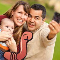 selfie-worm-family