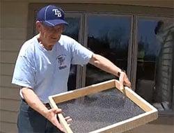 composting screen