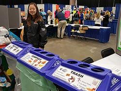 zero waste event