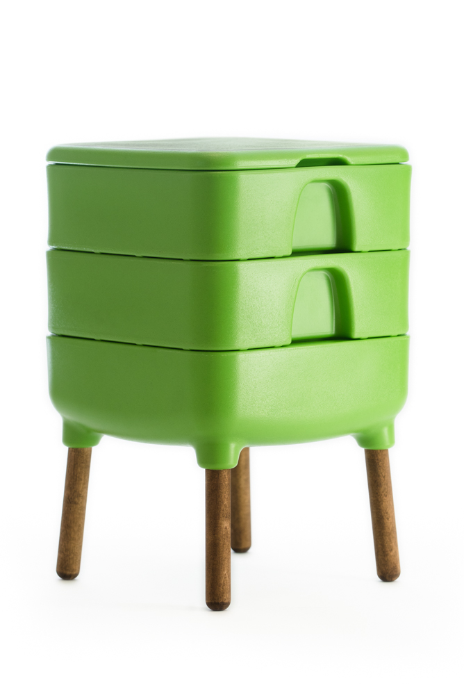 Hot Frog Living Composter Free