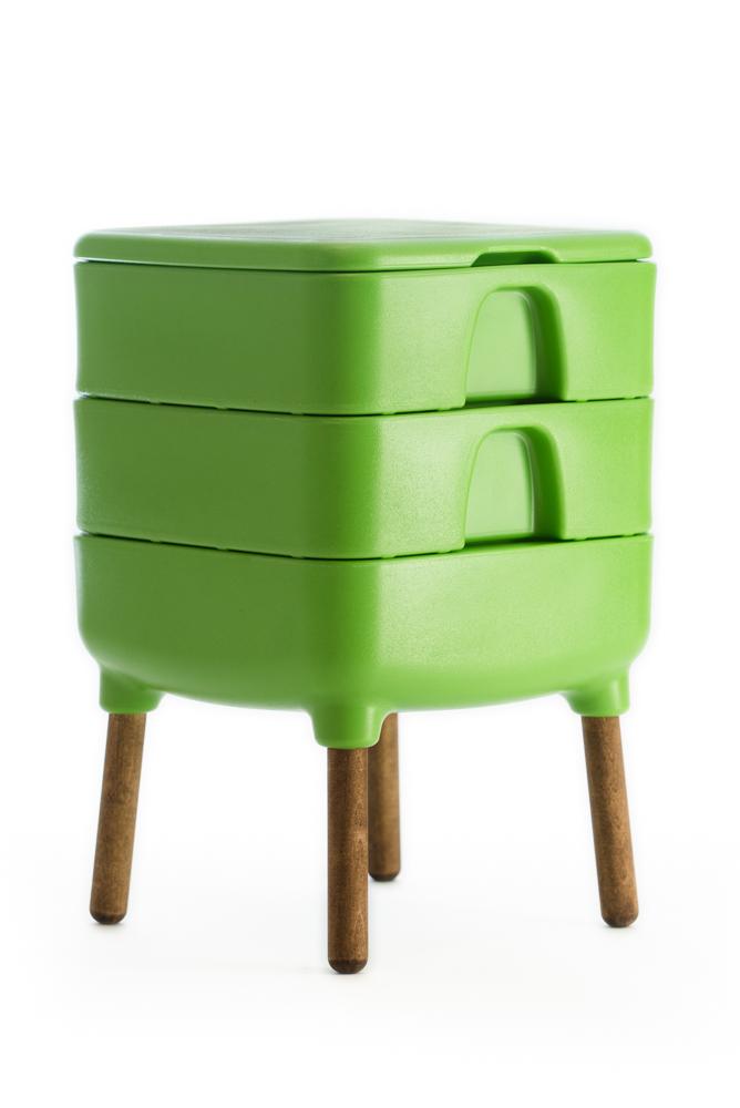 hot frog living composter free shipping uncle jim. Black Bedroom Furniture Sets. Home Design Ideas