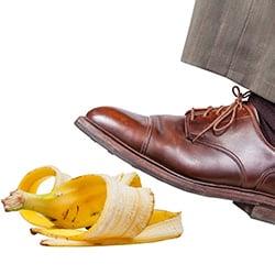 compost mistake banana peel