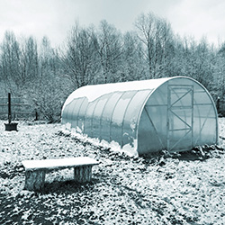 winter composting greenhouse