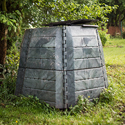 outdoor composter